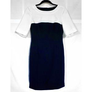 BOSS Diana Colorblock Sheath Dress - NWOT